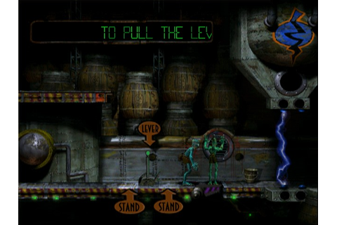 Oddworld: New 'n' Tasty Review | GameGrin