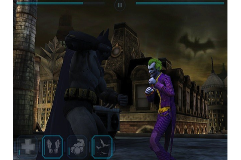 How Does 'Batman: Arkham City Lockdown' App Compare to ...