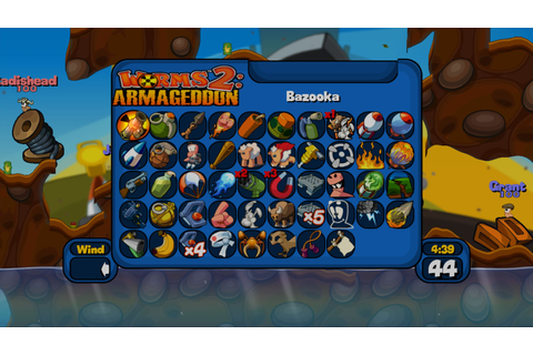[Android] Worms 2: Armageddon v1.3.5 full apk data | Free ...