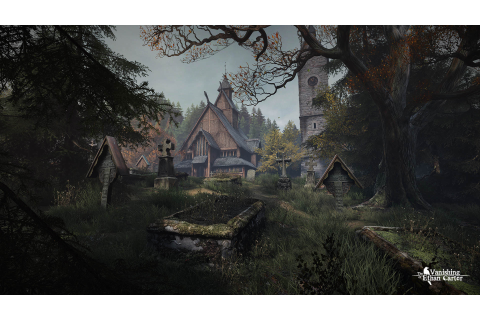 Visual Revolution of The Vanishing of Ethan Carter