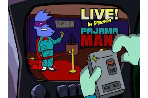 Pajama Sam 4 (Part 1): Life is Rough When You Lose Your ...