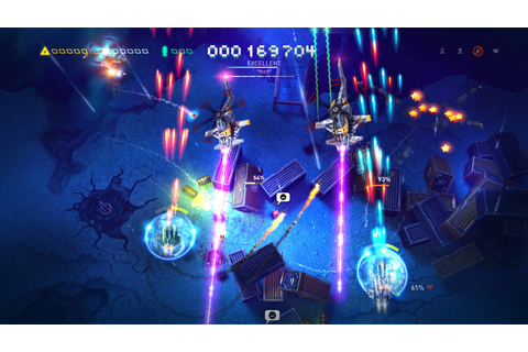 Sky Force Reloaded Free Download - Ocean Of Games