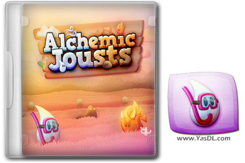 Alchemic Jousts For PC A2Z P30 Download Full Softwares, Games