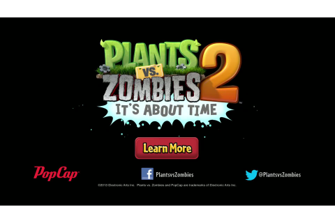 Plants vs. Zombies 2: It's About Time - Games.cz