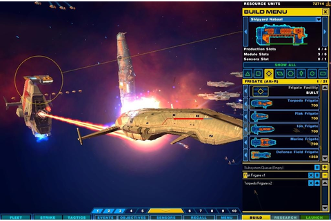 Homeworld 2 Game - Free Download Full Version For Pc