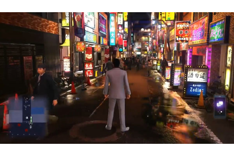Yakuza 6 17-minute TGS 2016 gameplay demo - Gematsu