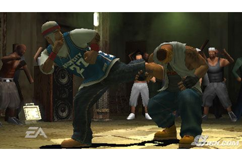 Def Jam Fight for NY: The Takeover Review - IGN