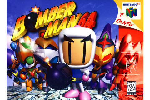 Bomberman 64 Nintendo 64 Game