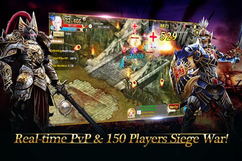 Arcane Online - Best 2D Fantasy MMORPG - Android Apps on ...