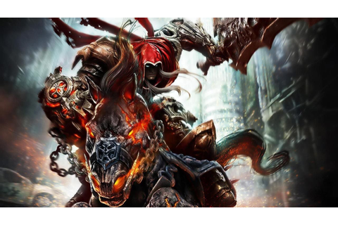 "Darksiders Warmastered Review - ""War Never Changes..."" 