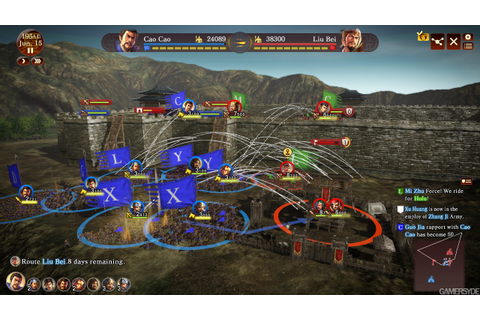 Romance of the Three Kingdoms XIII detailed - Gamersyde