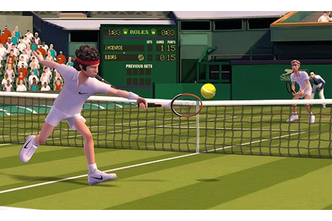 Game review: Grand Slam Tennis for Nintendo Wii ...