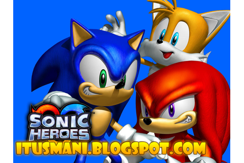 Sonic Heroes Pc Game - Arif MahMood Mughal
