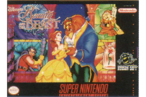 Beauty and the Beast (video game) - Disney Wiki
