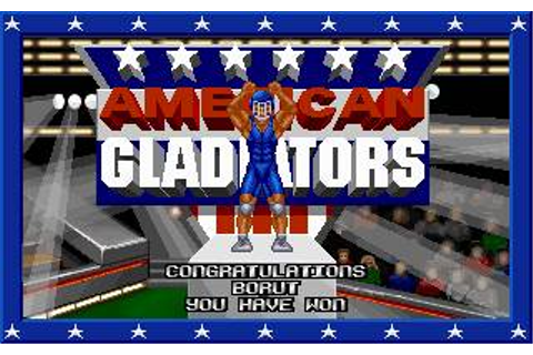 American Gladiators Download (1992 Sports Game)