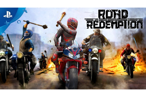 Road Redemption Game | PS4 - PlayStation