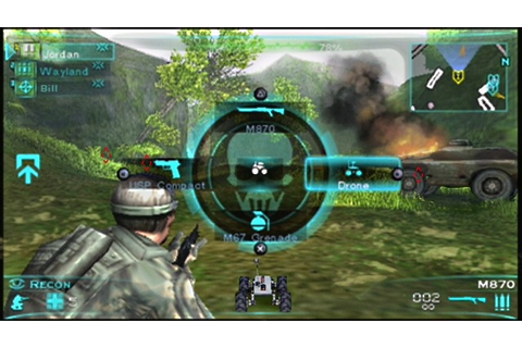 Tom Clancy?'s Ghost Recon: Predator, PlayStation Portable ...