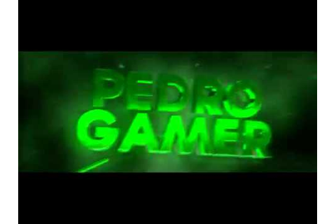 2 INTRO PEDRO GAMES - YouTube