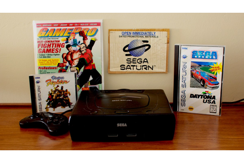 Classic Gaming Quarterly | The Launch of the Sega Saturn ...