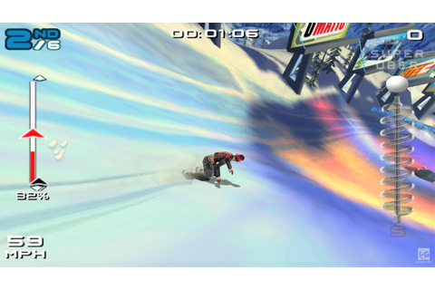 SSX 3 GameCube Gameplay HD - YouTube