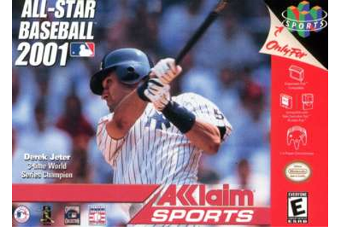 All-Star Baseball 2001 - Nintendo 64 - IGN