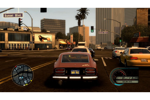 Midnight Club: Los Angeles - Patch - Update für PS3- und ...