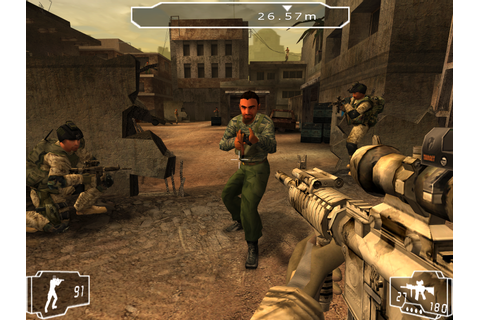Shadow Ops: Red Mercury Screenshots for Windows - MobyGames
