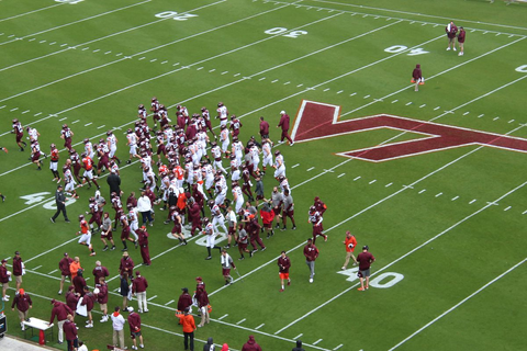 Virginia Tech Hokie Spring Game Set for April 14th ...