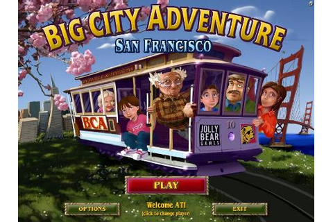 Free Share Full Version PC Games: BIG CITY ADVENTURE ...