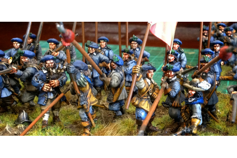Lonely Gamers: ECW Covenanters Army - Warlord Games