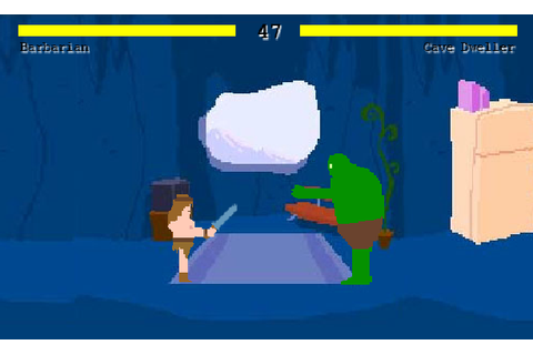 Epic Saga: Extreme Fighter on Qwant Games