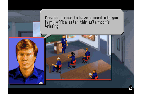 Police Quest III: The Kindred – Sierra Classic Gaming