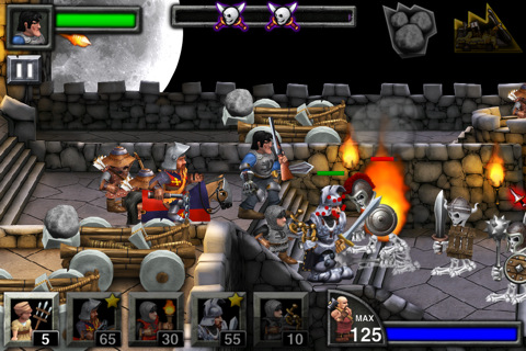 Army of Darkness Defense iPhone game app review | AppSafari