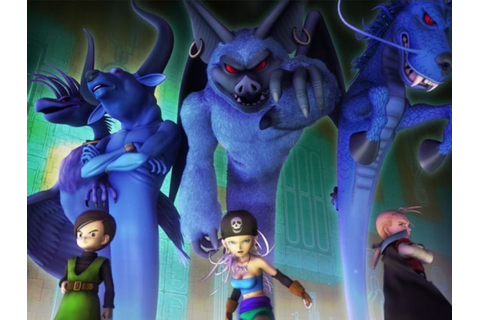 News : Blue Dragon plus en images - Legendra RPG