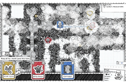 Guild of Dungeoneering Review - Saving Content