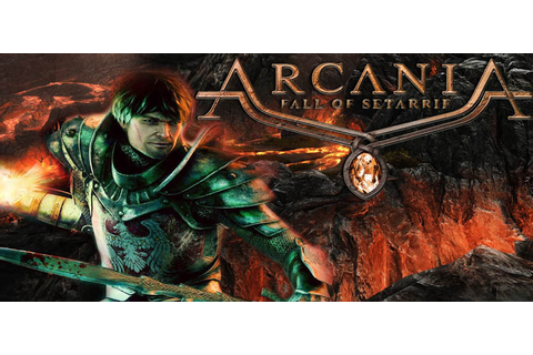 ArcaniA Fall of Setarrif Free Download Full PC Game
