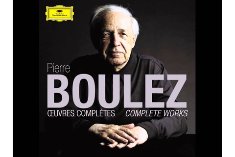 pierre boulez concert - Google Search | Music covers ...
