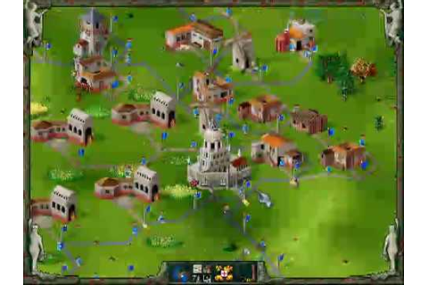 The Settlers II 2 - Gold Edition - Game Play - YouTube