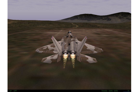 F-22 Lightning 3 - PC Review and Full Download | Old PC Gaming