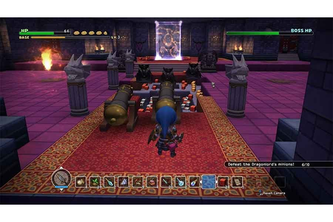 Dragon Quest Builders How To Defeat The Final Boss - The ...