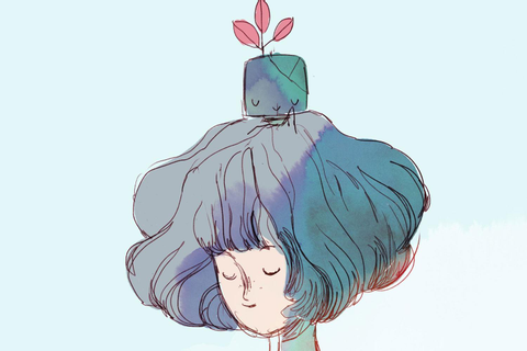 Gris review: Finding peace, not war in the new Spanish ...