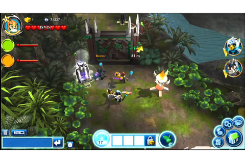 LEGO® Legends of CHIMA Online! - YouTube