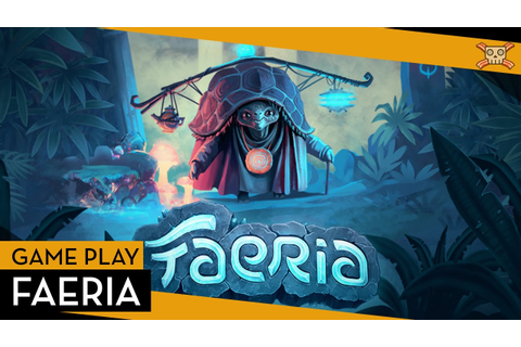 Faeria - Game Play - Silent Lets Play - YouTube