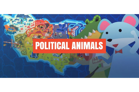 Political Animals (2016) Linux box cover art - MobyGames
