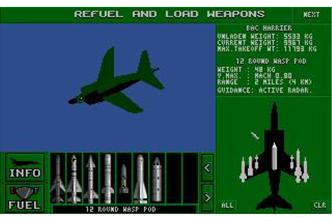 Birds of Prey Download (1992 Simulation Game)
