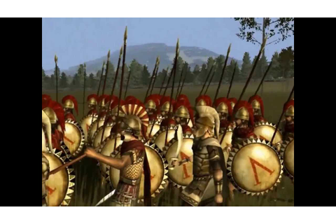 Rome Total War Realism Anábasis Gold 2.0 - YouTube