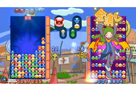 Puyo Puyo 7 (2009, PSP) - Story: 6 of 7 (Act 3; Alt ...