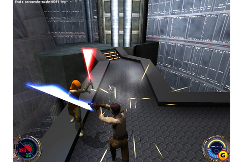 Awesome Forgotten Noughties Games: Star Wars Jedi Knight ...