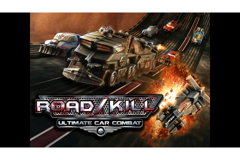 Car Combat Miniatures and Road Kill game system by Johnny ...