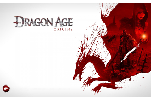 Video Game Dragon Age: Origins Dragon Age Wallpaper